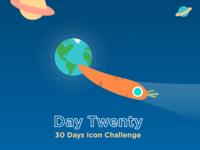 Carrot - Icon challenge