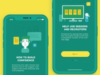 Job Interview  App