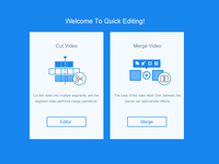 Video Editing Feature Selection