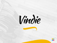 Vindie Logo - Fashion and trendy app - React Native