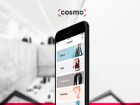 Comprá sin Molestias - Cosmo - React Native app
