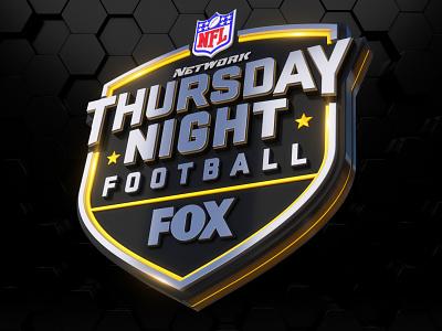 Fox TNF Logo espn mascot game broadcast fox logo geameday nhl nfl nba tnf football sport fox