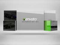 Xbox 360 portfolio presentation