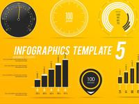 Infographics Templates 5