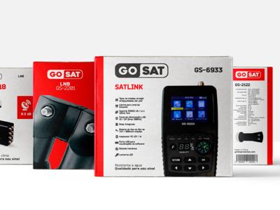 Gosat new Boxes