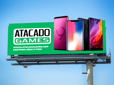 Atacado Games Outdoor