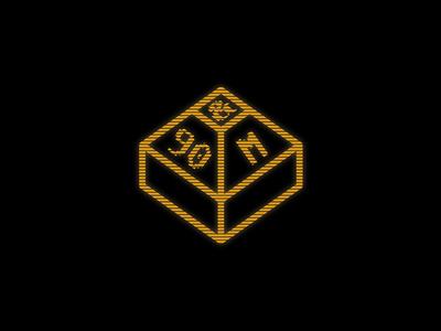 90&M Logo