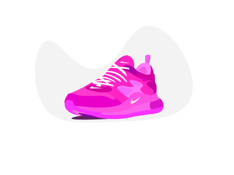Air Max ux graphic design animation web logo flat icon identity lettering type typography brand art app clean branding illustrator design vector illustration