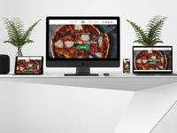 Papa's Pizzeria Web Designs