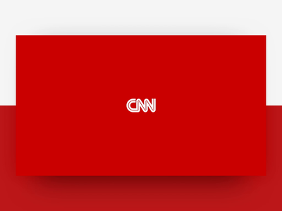 CNN Apple TV Screensaver Concept ios news cnn screensaver appletv