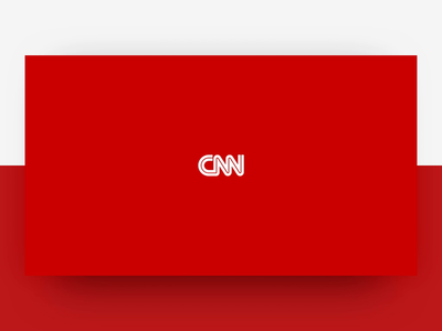 CNN Apple TV Screensaver Concept