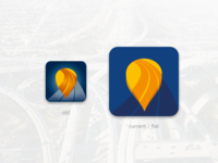 Trekken Icon