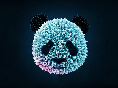 Poly Panda