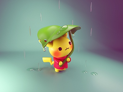 Pika Rain