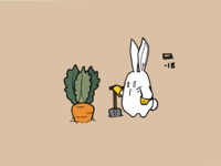 Proud Carrot