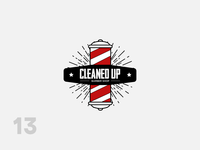 Barber Shop Logo Concept