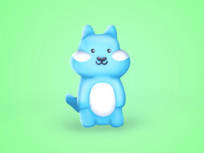 Husky 🐕 adobe photoshop drawing design husky pet illustration digital painting