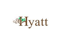 Hyatt  Organic Foods logo