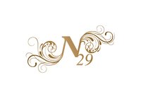 Logo design for N29 Jewelry