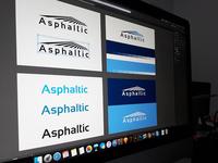 Asphaltic Branding Design