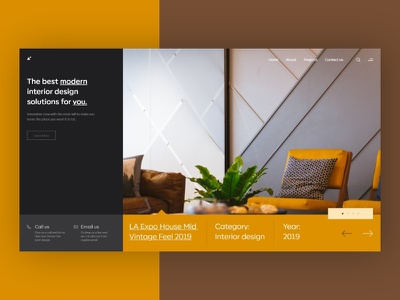 Interior Design Solutions sofa interiors uiux ui interior design