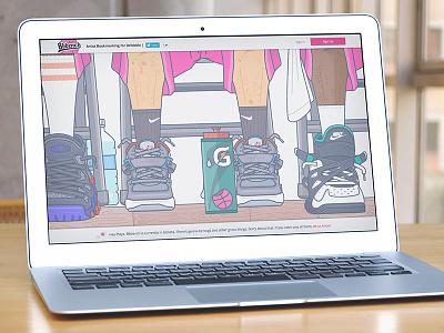 Bbbench Hero waterbottle hero jordan basketball shoes shoes bench hero illustration homepage dribbble socks basketball nike