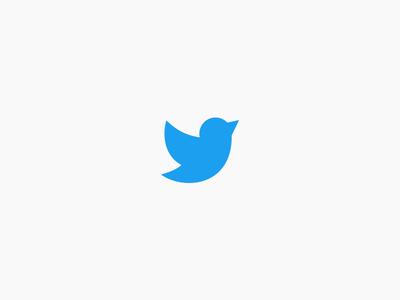 Twitter Logo Simplified