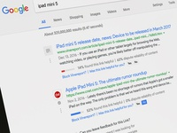 Fake News on Google