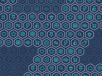 Skills Pattern WIP icon pattern icons pattern