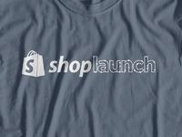 Shop launch shirt