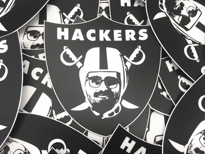 Hackers Stickers