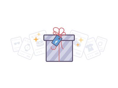 Facebook Credits facebook ads gift present