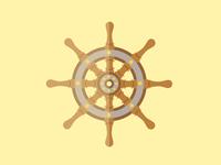 Ship's Wheel WIP