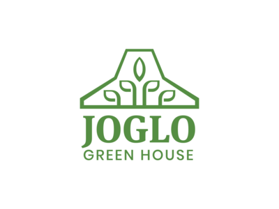 Joglo Green House - logo design