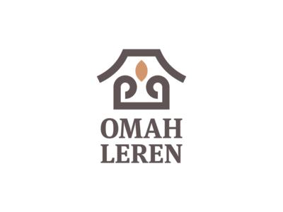 Omah Leren - logo design