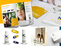 Brand packaging / marketing materials