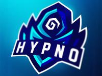 Hypno Mascot Logo