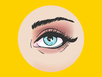 Vector Eye Illustration
