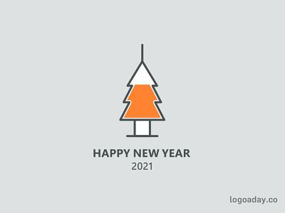 Happy New Year 2021 vaccine new year 2021 2021 new year christmas tree christmas covid corona coronavirus