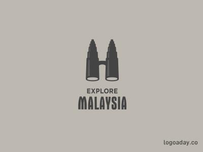 Explore Malaysia explore binoculars binocular petronas towers kuala lumpur malasya