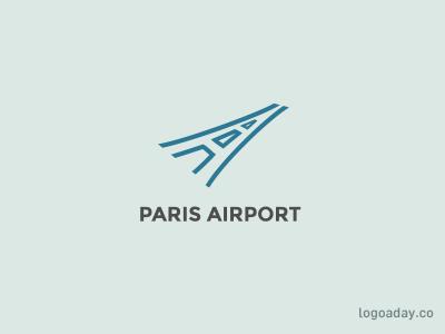 Paris Airport plane airplane eiffel tower tour eiffel france paris