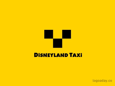 Disneyland Taxi transportation taxi mickey mouse disneyland disney
