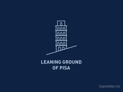 Leaning Ground of Pisa