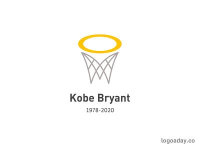 Kobe Bryant hoop halo angel nba basketball kobe bryant