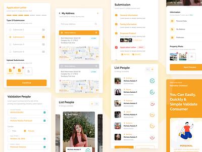 #Exploration Validation People uiux design mobile ux ui validation mobile app mobile design mobile ui exploration