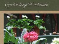 Garden Design site - added slider