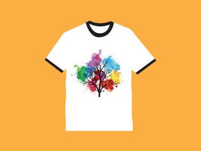 T Shirt Design merchandiser t-shirt buyer