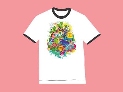 T Shirt Design 4 merchandiser t-shirt buyer