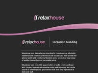 Relaxhouse corporate branding 01