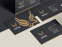 Terkaya Wealth Management business card